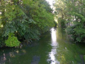 Il fiume Clitunno