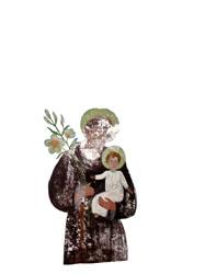 Antonio da Padova (Acquasparta, scheda 007)