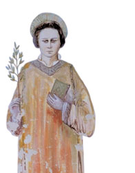 Benigno Diacono (Trevi, scheda 670)