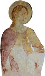 Caterina d'Alessandria (Montefalco, scheda 049)