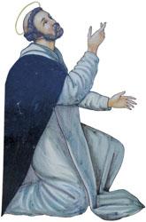 Domenico di Guzmàn (Gualdo Cattaneo, scheda 057)