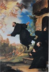 Giuseppe da Copertino (Foligno, chiesa di San Francesco)