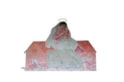 Madonna del Latte sulla santa Casa di Loreto (Trevi, scheda 774)
