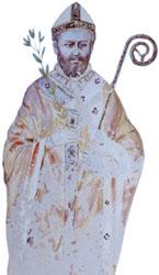 Vincenzo Vescovo e Martire (Trevi, scheda 670)