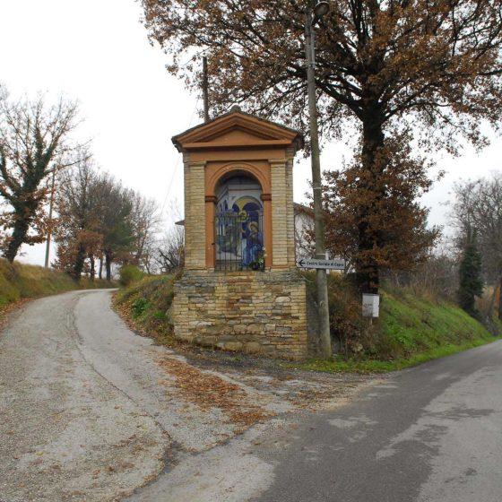 Bevagna - Bevagna, via Santissima Annunziata «L'Annunziata» [BEV001]