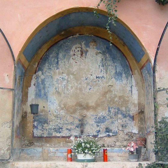 Bevagna - Bevagna, «Madonna delle Stecche» [BEV004]