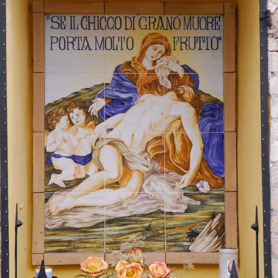 Bevagna - Cantalupo, via Madonna Addolorata [BEV010]