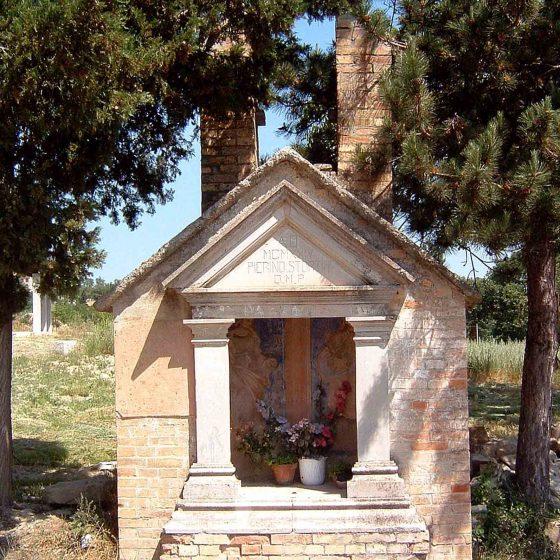 Bevagna - Torre del Colle, via Madonna della Valle [BEV022]