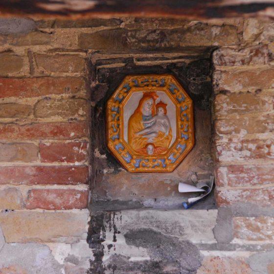 Bevagna - Limigiano, via Sant'Eurosia [BEV025]
