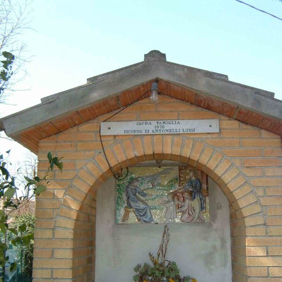Bevagna - Bevagna, via Pian dei Molini [BEV027]
