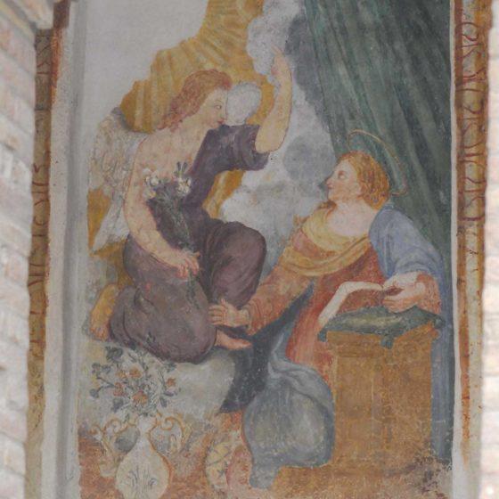 Bevagna - Cantalupo, via Madonna Addolorata [BEV033]