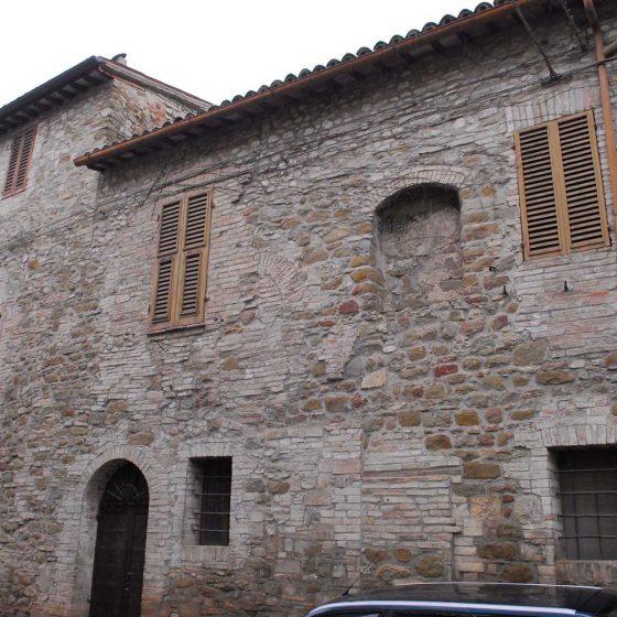 Bevagna - Cantalupo, via Madonna Addolorata [BEV035]