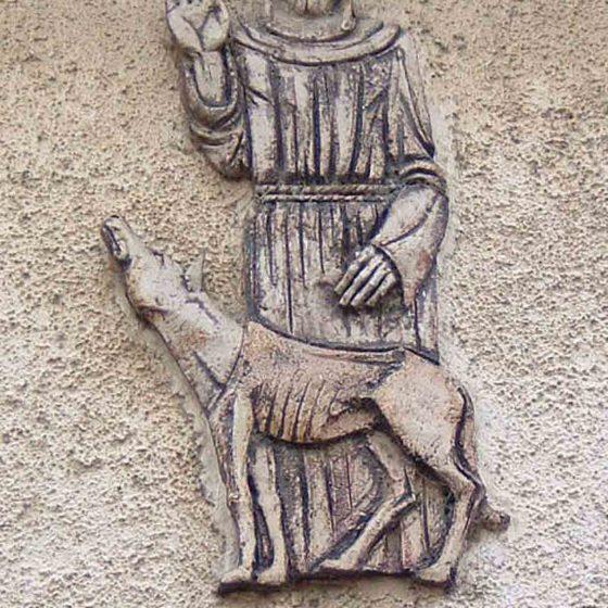 Bevagna - Cantalupo, chiesa di Santa Maria Addolorata [BEV038]