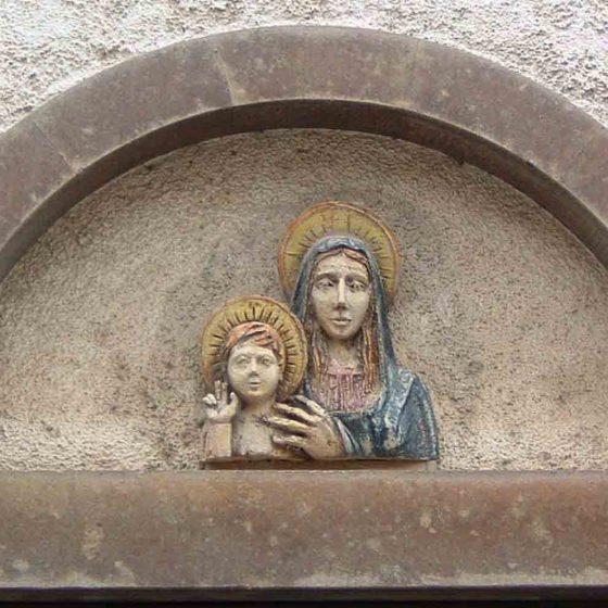 Bevagna - Cantalupo, chiesa di Santa Maria Addolorata [BEV039]