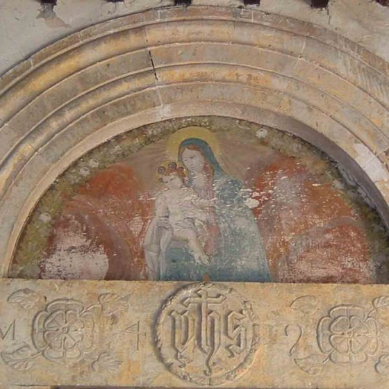 Bevagna - Bevagna, chiesa della Santissima Annunziata [BEV042]