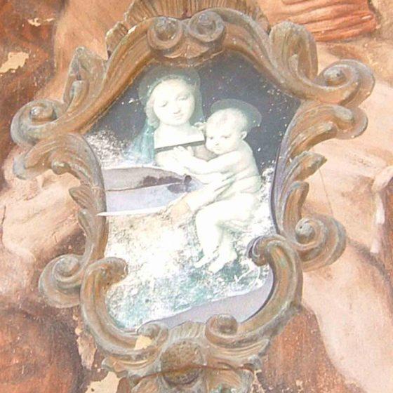 Bevagna - Bevagna, chiesa della Madonna dell'ulivo [BEV044]