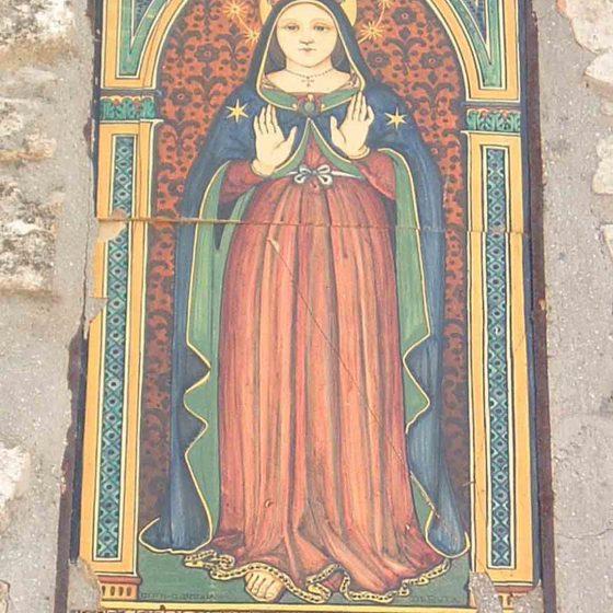 Bevagna - Bevagna, chiesa della Madonna del Cantone [BEV050]