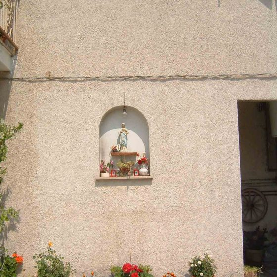 Bevagna - Bevagna, via Sant'Anna [BEV051]