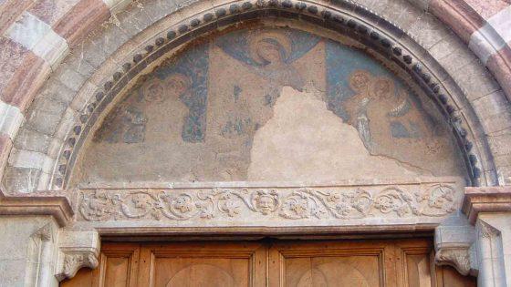 Bevagna - Bevagna, chiesa dei Santi Domenico e Giacomo [BEV063]