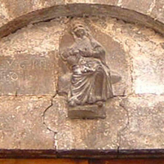 Bevagna - Bevagna, piazza Santa Maria in Laurentia [BEV065]