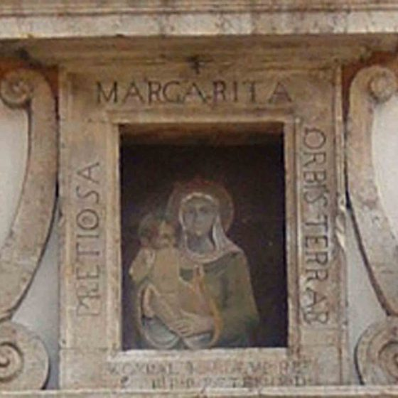 Bevagna - Bevagna, chiesa di Santa Margherita [BEV068]