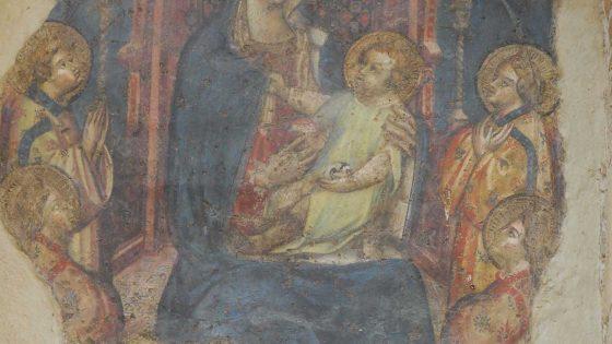 Bevagna - Bevagna, chiesa di Sant'Agostino [BEV083]