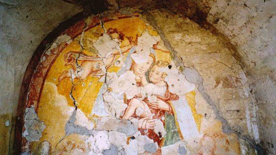 Castel Ritaldi - Castel San Giovanni, «Madonnuccia» [CAS004]