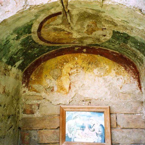 Castel Ritaldi - Castel San Giovanni, via G. Garibaldi 43 «San Gregorio Magno» [CAS006]