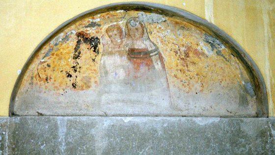Castel Ritaldi - Castel San Giovanni, chiesa di Sant'Angelo (cimitero) [CAS009]
