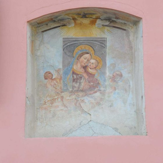 Castel Ritaldi - Castel Ritaldi, piazza Santa Marina [CAS018]