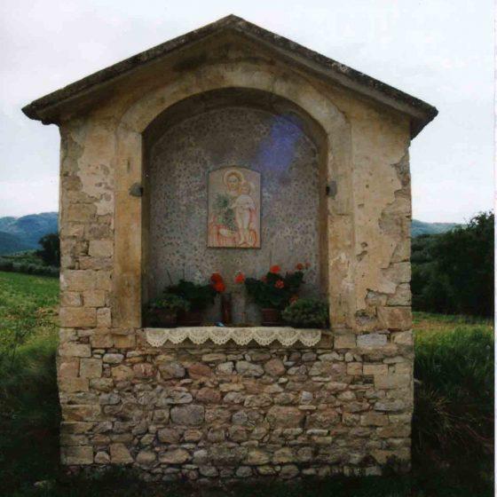 Giano dell'Umbria - Macciano, Casariccio (o bivio Macciano) [GIA002]