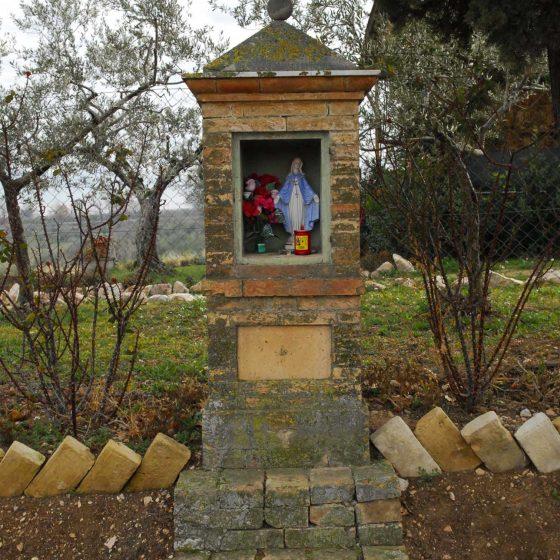Giano dell'Umbria - Macciano, «Maestà Graziani» [GIA004]
