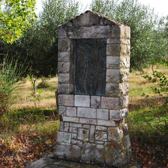 Giano dell'Umbria - Colle Montoro, Campo dei Frati «Via Crucis» [GIA007]