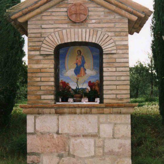 Giano dell'Umbria - Fabbri, Casa Baiocco «Madonna della Pia» [GIA013]