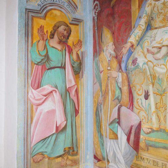 Giano dell'Umbria - Borgale, chiesa della Madonna del Pianto «Madonna del Pianto» [GIA021]