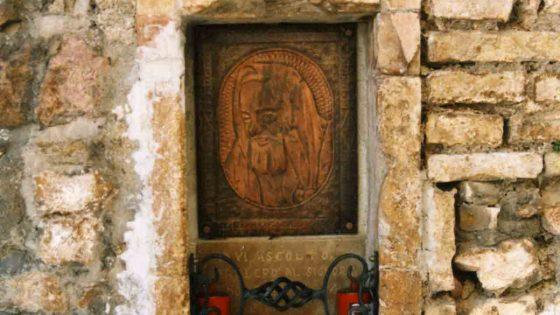 Giano dell'Umbria - Giano dell'Umbria, Porta superiore [GIA040]