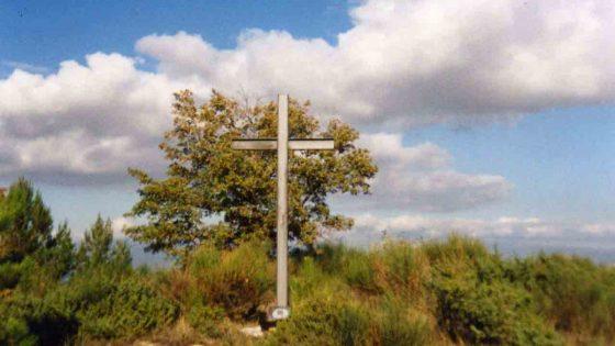 Giano dell'Umbria - Colle Montoro, «Croce di Montoro» [GIA054]