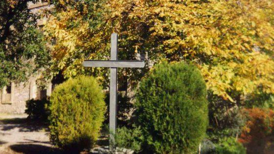 Giano dell'Umbria - Abbazia di San Felice, «Santa Croce» [GIA059]
