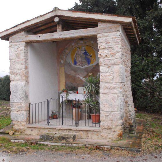 Massa Martana - Massa Martana, via Flaminia vecchia [MAS007]