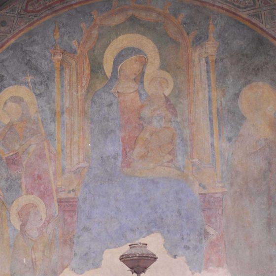 Montefalco - Montefalco, Porta Sant'Agostino [MON001]