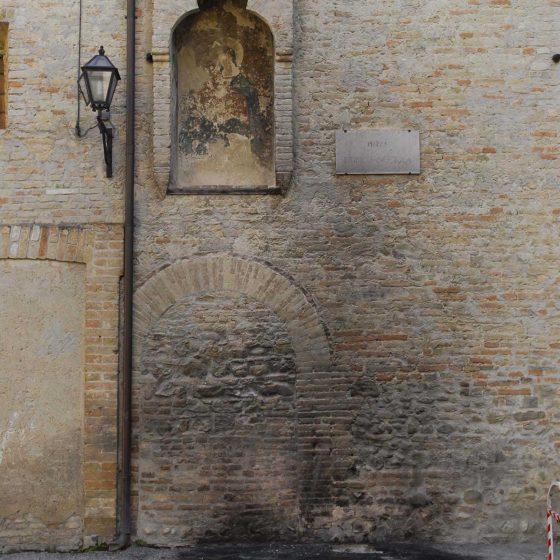 Montefalco - Montefalco, chiesa di Santa Maria Maddalena (piazza Brizio Casciola) [MON002]