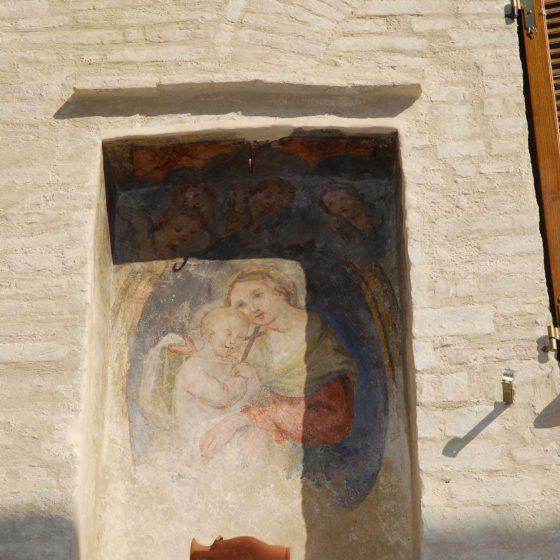 Montefalco - Montefalco, via Melanzio [MON003]