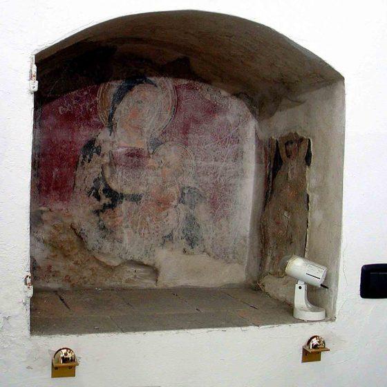 Montefalco - Montefalco, palazzo del Comune (oggi Ufficio delle Poste) [MON012]