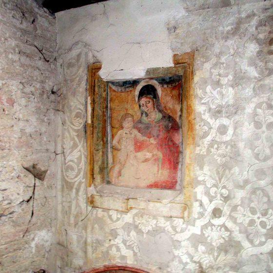 Montefalco - Montefalco, corso G. Mameli ex convento di Sant'Agostino [MON013]