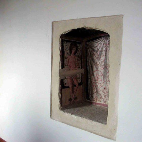 Montefalco - Montefalco, corso G. Mameli ex convento di Sant'Agostino [MON014]