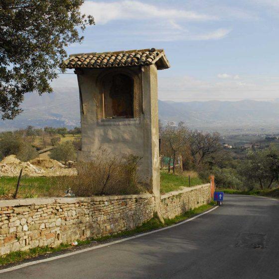 Montefalco - Fonte del Poggiolo, «Maestà della Fonte del Poggiolo» [MON015]