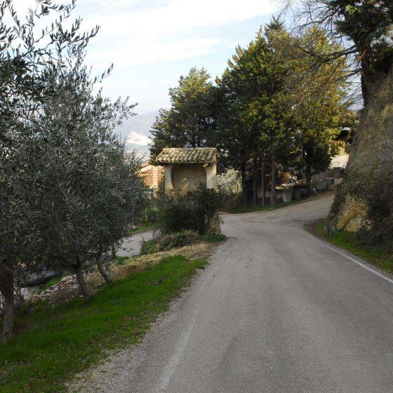 Montefalco - Camiano Grande, «Maestà di fonte Agelli» [MON021]