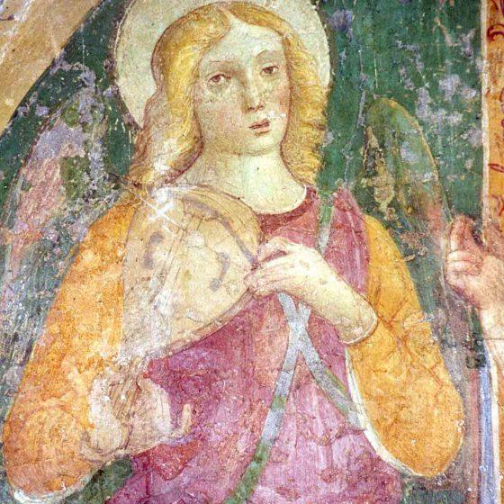Montefalco - Montefalco, museo civico di San Francesco [MON022]
