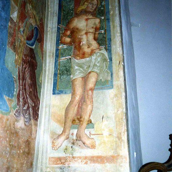 Montefalco - Vecciano, chiesa della Madonna di Vecciano «Madonna di Vecciano» [MON023]