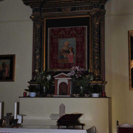 Montefalco - Camiano Grande, chiesa di Sant'Anna [MON026]